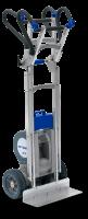 Der Treppensteiger Liftkar HD Fold mit einstellbare Griffneigung ist ideal für kompakte, schwere Güter