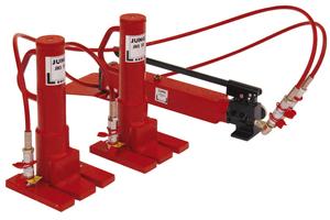 hydraulischen Hubstempel Stempelheber JHS - Ein Hebegerät mit hoher Traglast