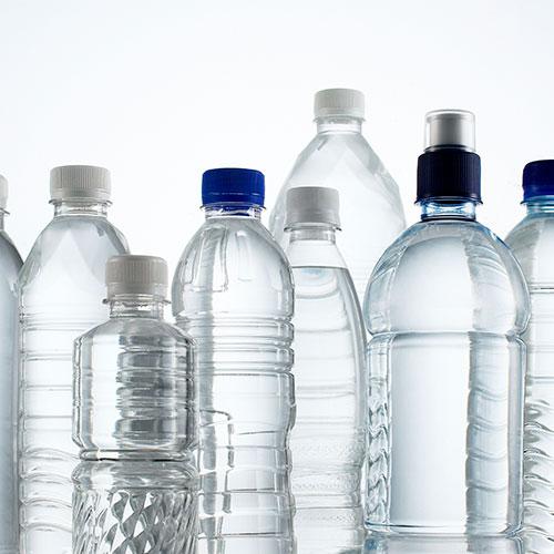 PET Flaschen Recycling durch unseren Sortierbetrieb