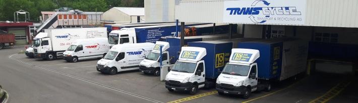 Absatzlogistik Dienstleistungen vom Auto-Kurier und Sammeltransporte und Lieferungen